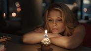 1x01 Emma Swan gâteau cupcake anniversaire décoration bougie étoile bleue flamme