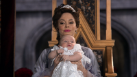 2x16 Princesse Cora bébé Regina prénom destinée future Reine
