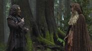 3x21 Rumplestiltskin Emma Swan forêt futur