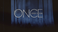 Once Upon a Time logo titlecard générique épisode 5x03