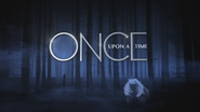 Once Upon a Time logo titlecard générique épisode 2x11