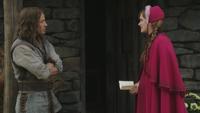 4x02 Prince Charmant David berger ferme lettre Anna