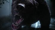 5x06 Merida ourse Mor'du apparition rugissement route limite frontière Storybrooke