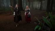 7x14 Alice Robin forêt Troll bruit