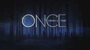 Once Upon a Time logo titlecard générique épisode 1x21