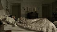 2x17 Regina Mills réveil autre monde arrivée Storybrooke chambre Maison Mills