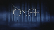 Once Upon a Time logo titlecard générique épisode 4x13