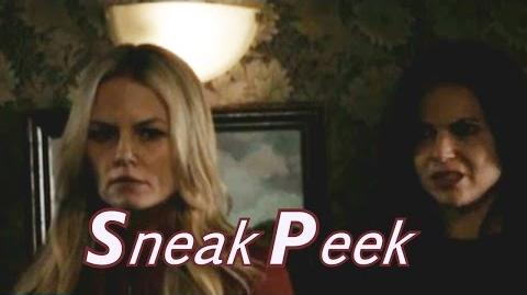 "Once upon a time 4x19 sneak peek 2 ""Lily"" (HQ) Emma Regina in New York"