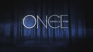 Once Upon a Time logo titlecard générique épisode 1x11
