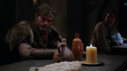 1x07 Chasseur taverne table manger