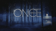 Once Upon a Time logo titlecard générique épisode 4x03