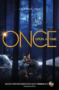 Once Upon a Time season saison 7 Poster Officiel