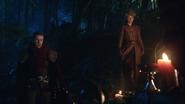 1x13 Prince David Charmant Princesse Abigail Nuit Autel Offrande Lac Nostos