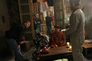 2x18 Photo tournage 1