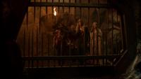 Cachot royal libérées parchemin Emma Mary Margaret Aurore 2x09