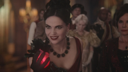 5x12 Méchante Reine Regina Cora cœur enchanté sourire