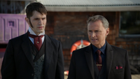 6x04 Mr Hyde M. Gold quais port de Storybrooke menaces