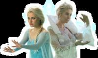 Elsa Reine des Neiges Ingrid