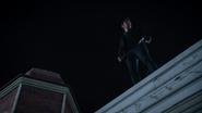 5x08 Killian Jones toits bibliothèque tour de l'horloge appels Emma