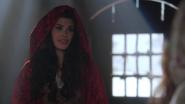 1x15 Scarlett Chaperon Rouge rencontre Flocon