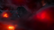 7x10 Robin sort noir malédiction fin