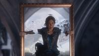2x02 Cora miroir magique disparition bannissement exil Pays des Merveilles