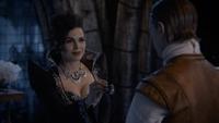 6x02 Reine Regina Comte de Monte Cristo palais sombre fiole venin vipère d'Agrabah