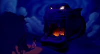 Aladdin (Disney) 1992 Caverne aux Merveilles