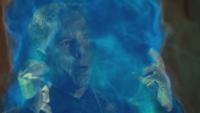5x13 Hadès téléportation flammes bleues