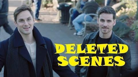 Once Upon A Time Season 7 SCENES COUPÉES (HD) Lana Parrilla, Colin O'donoghue, Adelaide Kane
