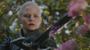 5x08 Emma Dark Swan Ténébreux Ténébreuse Cygne Noir Excalibur naissance apparition