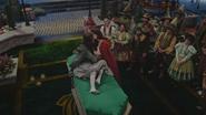 5x18 Dorothy Gale Ruby Chaperon Rouge baiser place village des Muchkins
