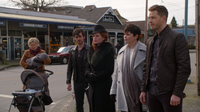 5x22 Granny Zelena (Storybrooke) David Nolan Killian Jones Mary Margaret Blanchard bébé