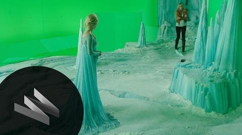 Once Upon A Time Inside the Fairytale Sets and Character Animations - WIRED's Design FX