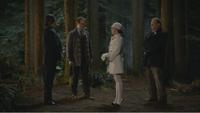 3x22 M. Gold Archibald Archie Hopper Belle Moe French forêt de Storybrooke mariage