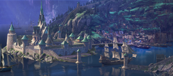 La Reine des Neiges (Disney) Arendelle fête jour du couronnement Trois Ans Plus Tard
