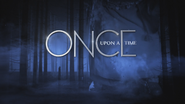 Once Upon a Time logo titlecard générique épisode 2x13