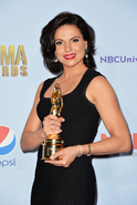 Lana-parrilla 2012 alma-awards