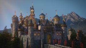 5x02 château Camelot