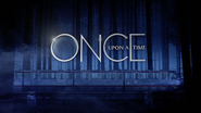 Once Upon a Time logo titlecard générique épisode 6x22