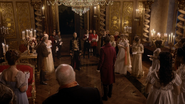 6x02 Edmond Dantès Comte de Monte-Cristo Baron Danglars fête célébration maison Wilmore félicitations compliment reconnaissance