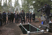 3x16 Photo tournage 8
