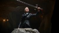 5x07 Emma dague du Ténébreux Excalibur réunis pouvoir