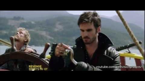"Once Upon a Time 2x04 Promo ""The Crocodile"" (HD)"