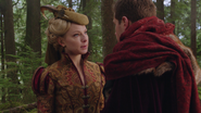 1x13 Prince David Charmant Princesse Abigail Forêt Enchantée