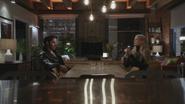 3x12 Killian Jones Capitaine Crochet Emma Swan New York appartement verres