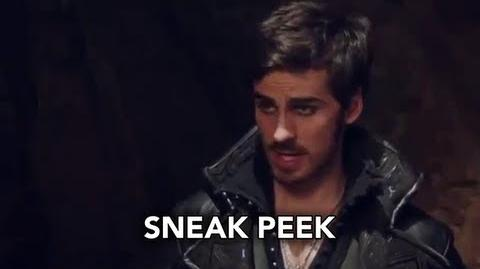 "Once Upon a Time 2x22 Sneak Peek ""And Straight on 'Til Morning"" Season Finale"