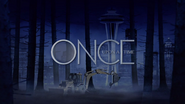 Once Upon a Time logo titlecard générique épisode 7x03