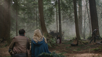 3x22 Killian Jones Crochet Emma Swan Marianne Prince Charmant