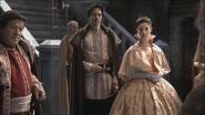 2x16 Roi Xavier Prince Henry Reine Princesse Eva Royaume du Nord présentation
